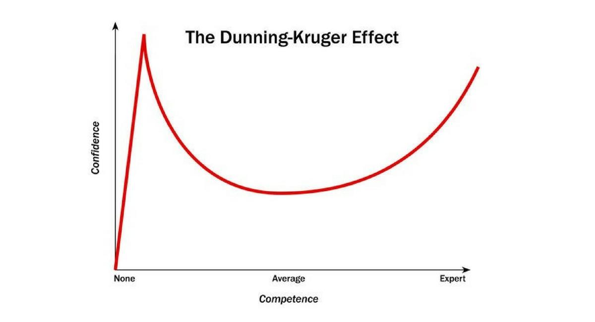Dunning Kruger Effekt Test Online